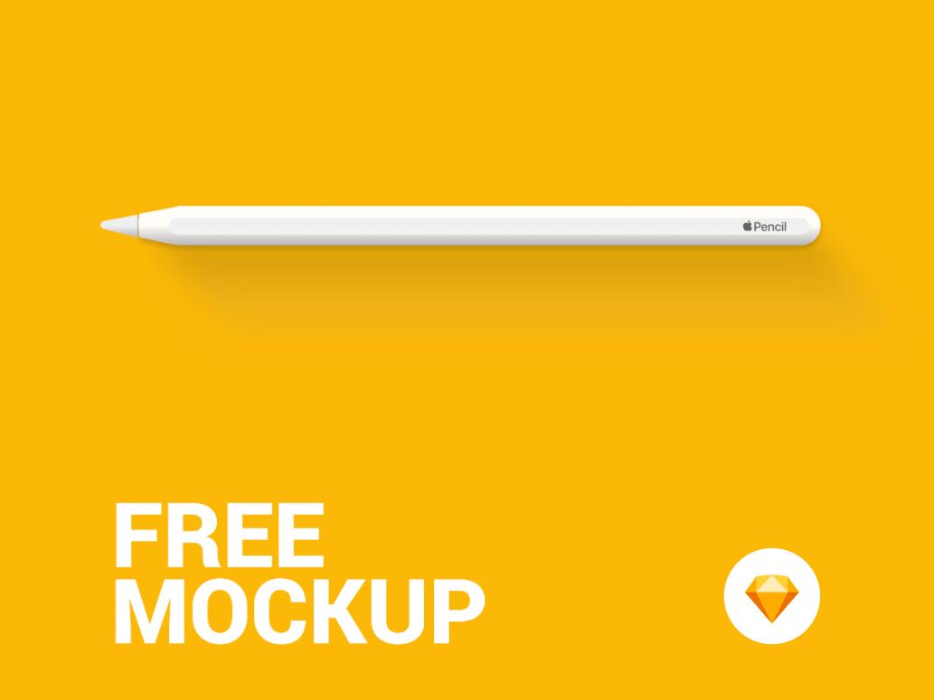 Free Ipad Apple Pencil Mockup Free Ipad Apple Pencil Mockup