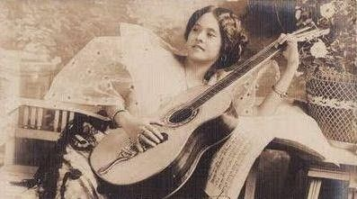 Proudly Philippine Made Lumanog Guitar From Cebu Maker Of Fine Guitars Since 1908 Philippines Fashion Filipino Culture Philippines Culture