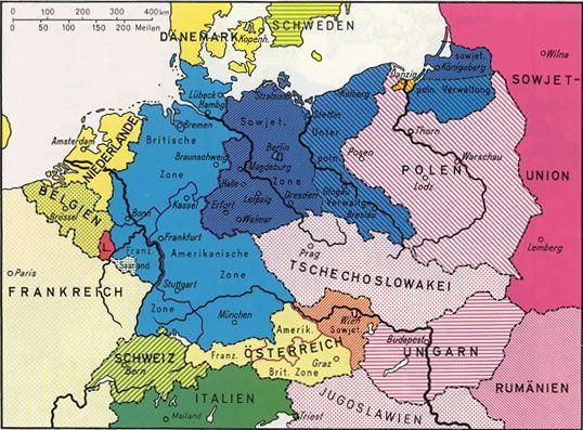Deutschland nach dem zweiten Weltkrieg (nach dem dritten ...