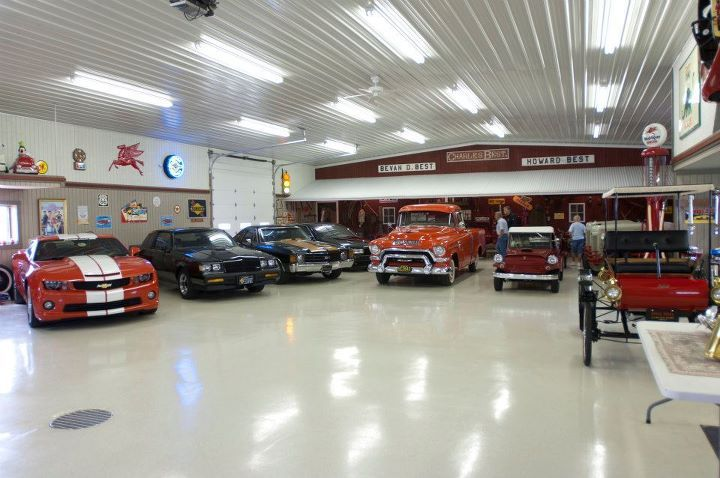 Morton hobby building in indiana garages garagem