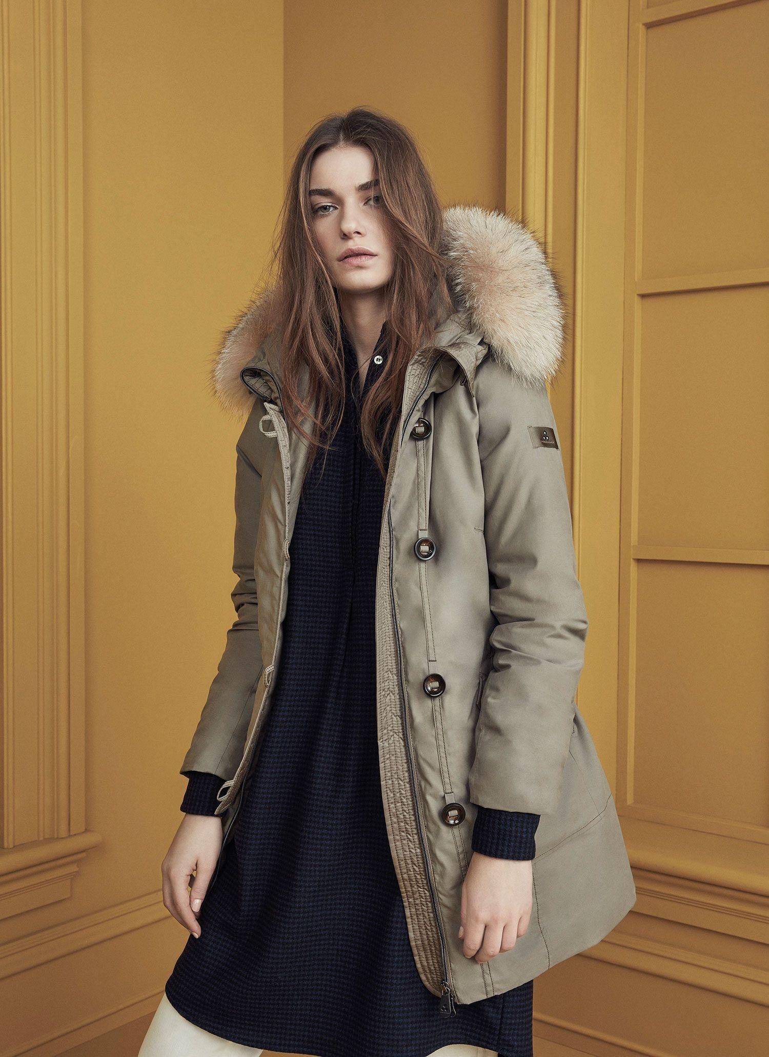 half off 9c2b4 4d0a2 Lookbook FW1617 - Woman | Peuterey | Fall Into Winter ...