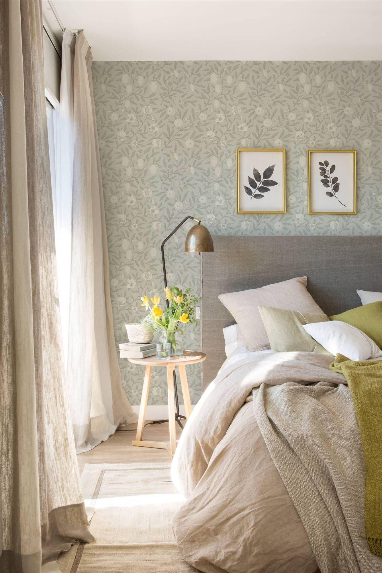 44+ Papel pintado para dormitorios de matrimonio modernos ideas