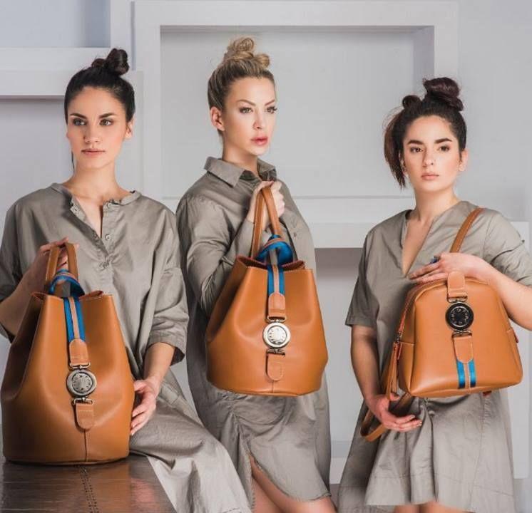7e960e61b4 Για την εξόρμηση της Καθαράς Δευτέρας επιλέξτε τσάντες  FRNC από την ΝΕΑ  Spring Summer 17 Collection!