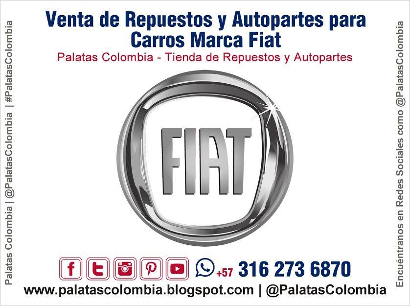 Venta De Repuestos Y Autopartes Para Carros Marca Fiat En