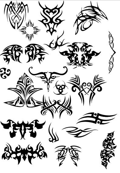 Tattoo Font Generator Tribal Tattoos Tribal Pattern Tattoos Tribal Tattoos For Men