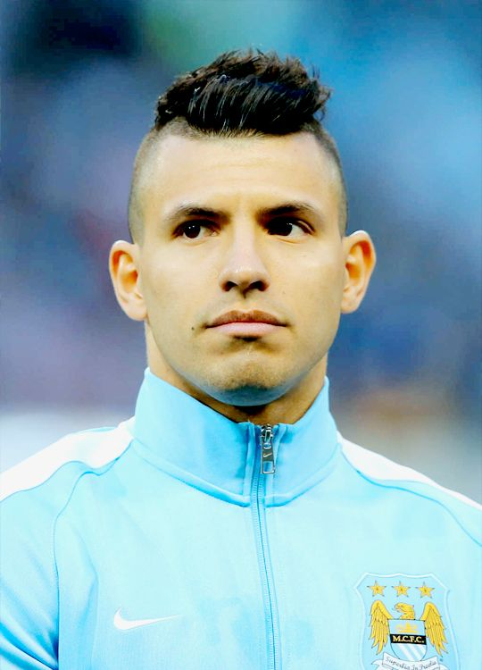 Sergio Aguero New Hairstyle 2015 Footballgala Kapsels