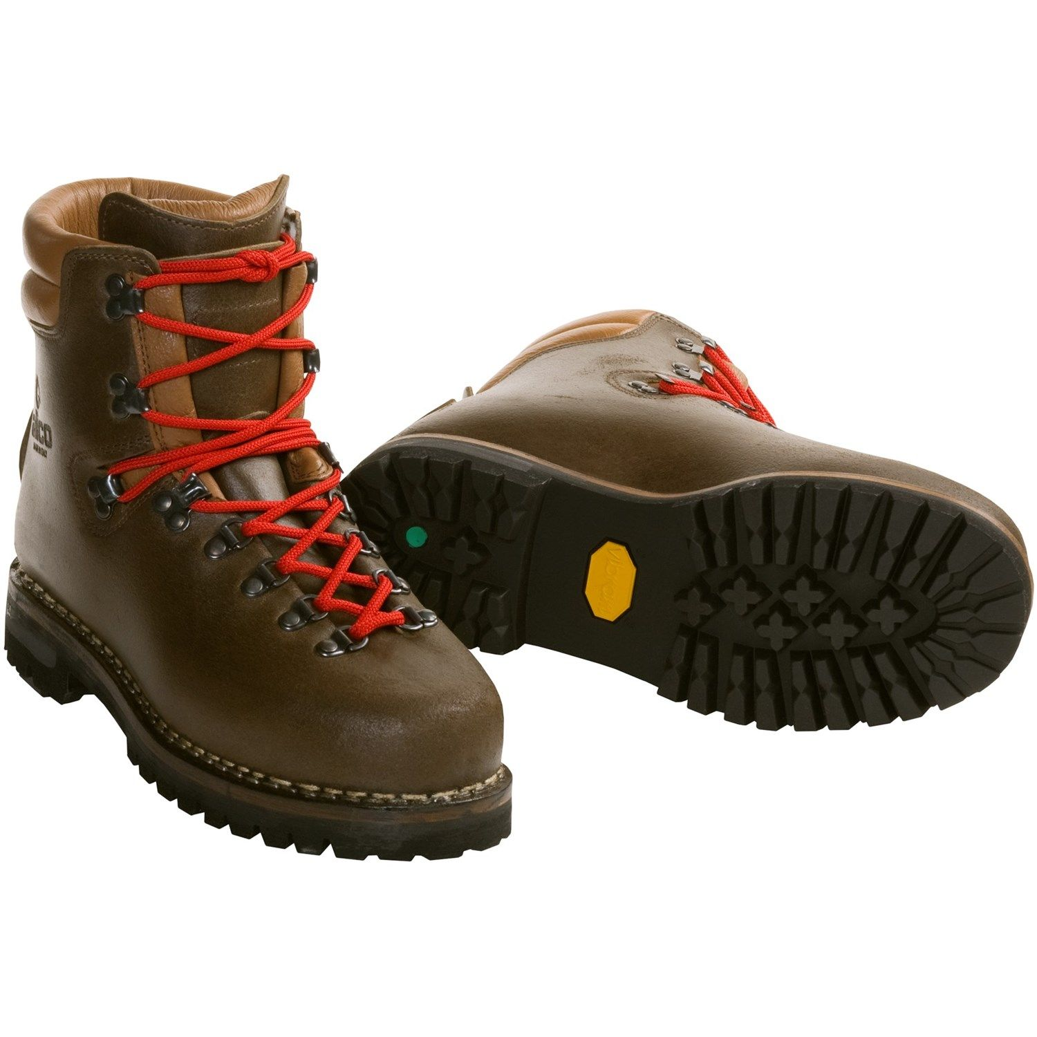 Alico New Guide Mountaineering Boots - Leather (For Men) | Leather ...