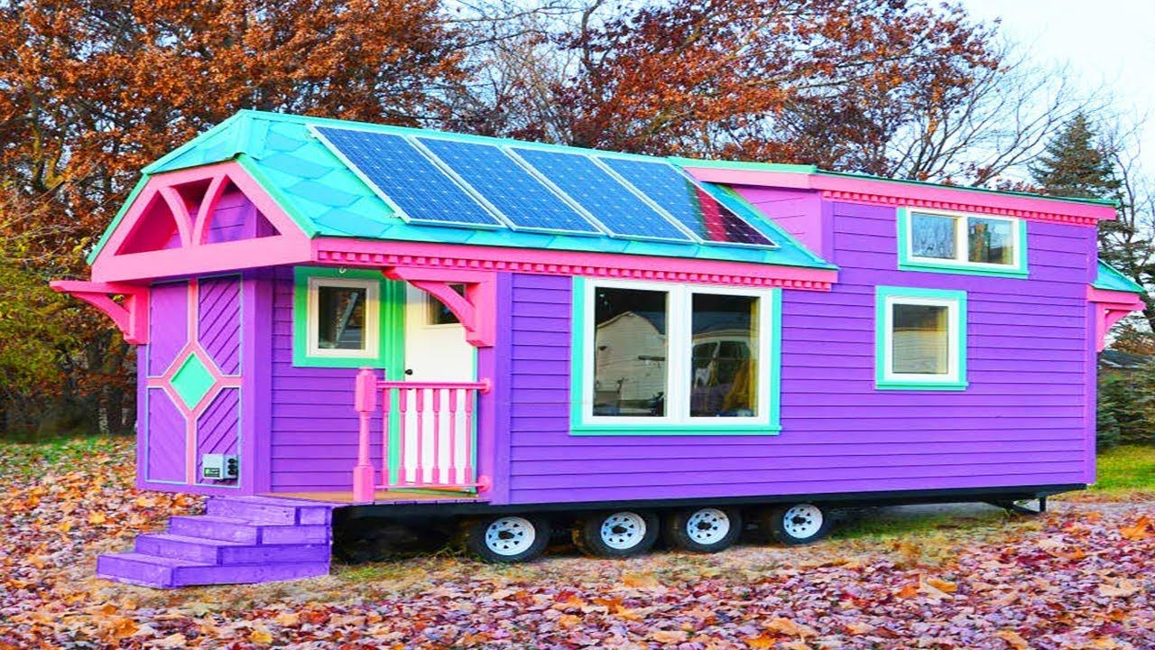 absolutely beautiful ravenlore tiny house for sale in stow on beautiful tiny home ever id=15234