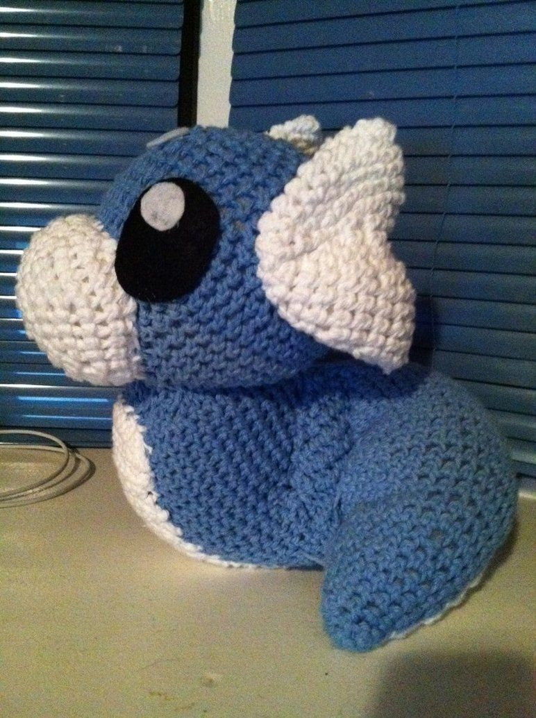 Dragonite Amigurumi Crochet Tutorial | Crochet tutorial, Crochet ... | 1034x772