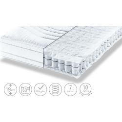 Photo of Reduced barrel pocket spring mattresses