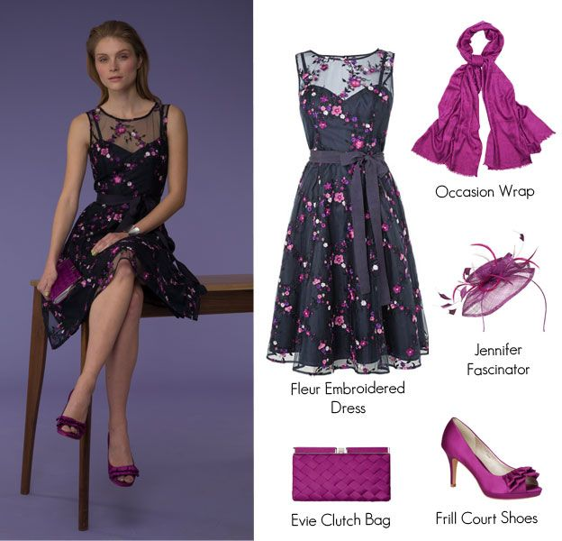 Race day outfit, race day look, race day dress - Perfect for ...