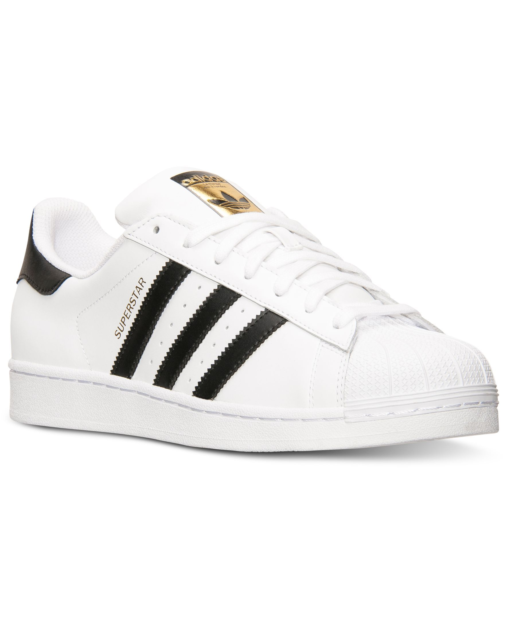 adidas Men s Superstar Casual Sneakers from Finish Line 76949c590