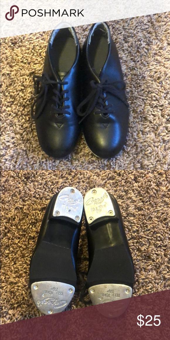 Capezio Oxford Tap Shoes, Size 11 in