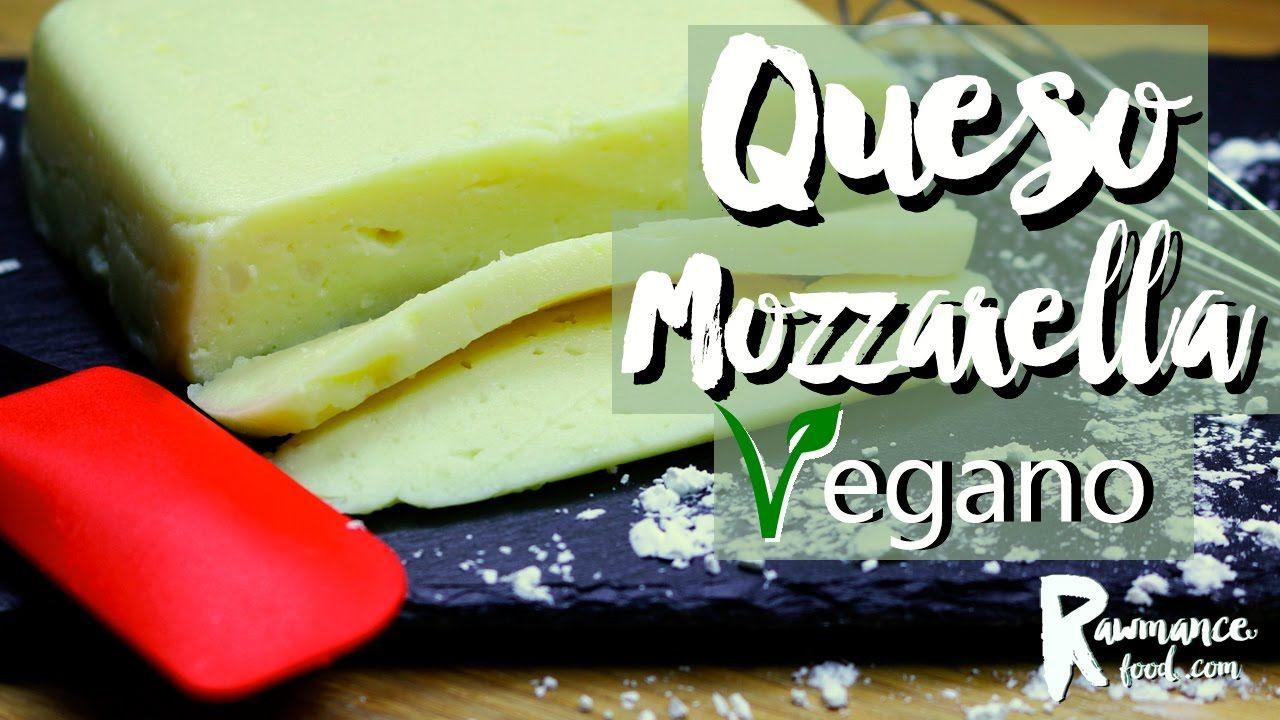Como Hacer Queso Mozarella Queso Vegano Para Pizza Para