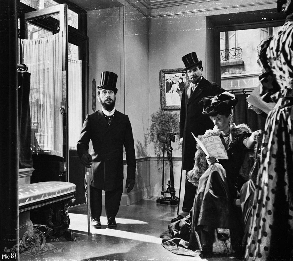 José Ferrer In Moulin Rouge (1952)