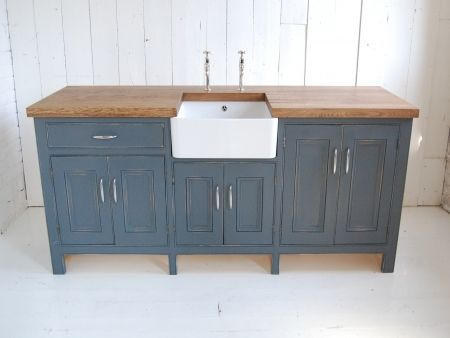 Kitchen Sink Units Free Standing Google Search
