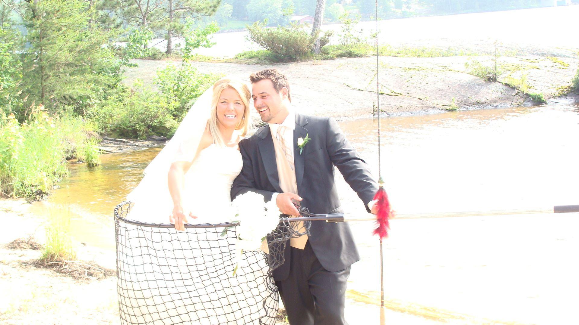 big catch | Fishing Themed Wedding Ideas | Pinterest | Fish wedding