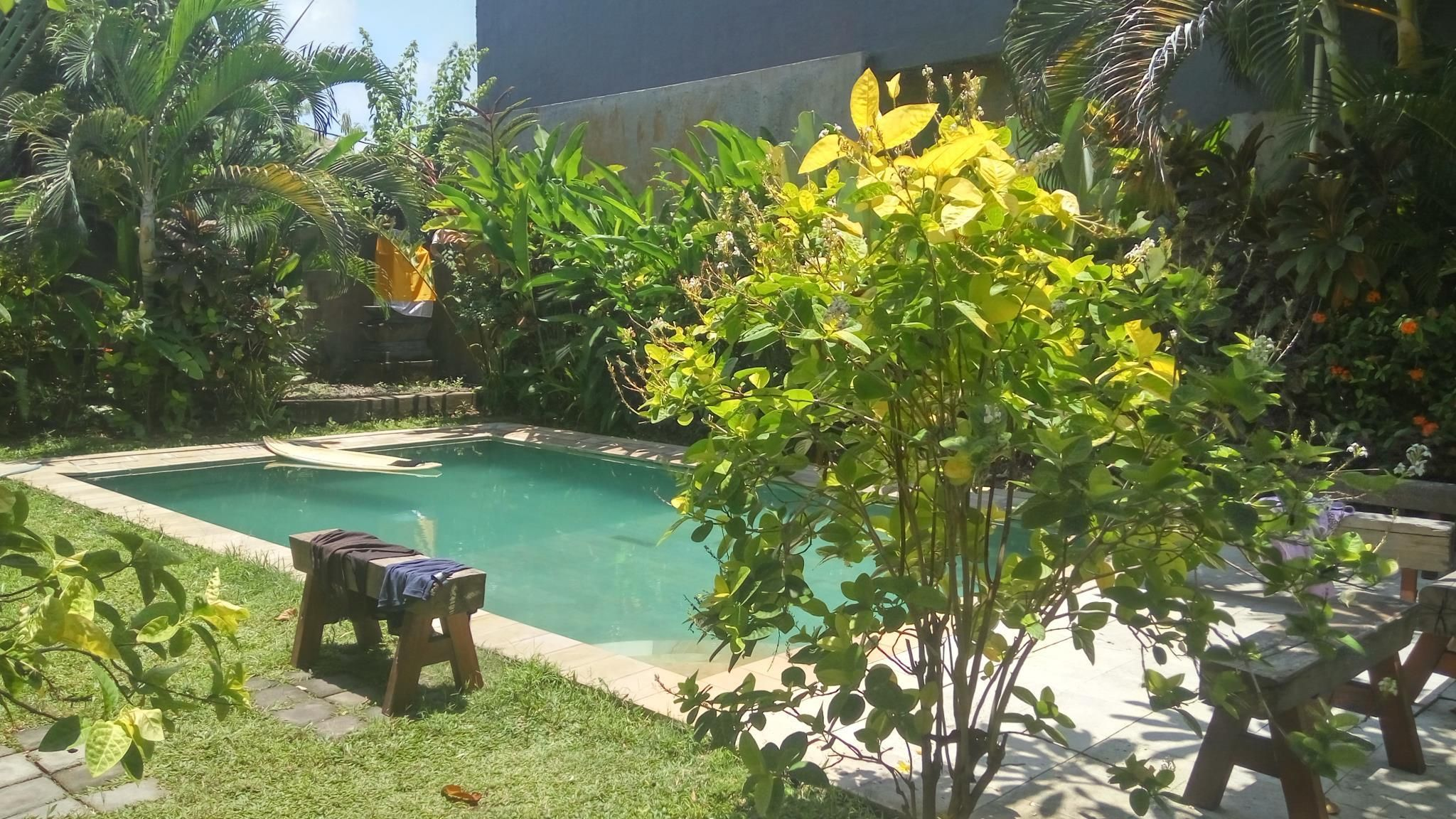 Berawa Beach Garden Hostel Bali Berawa Beach Garden Hostel is ...