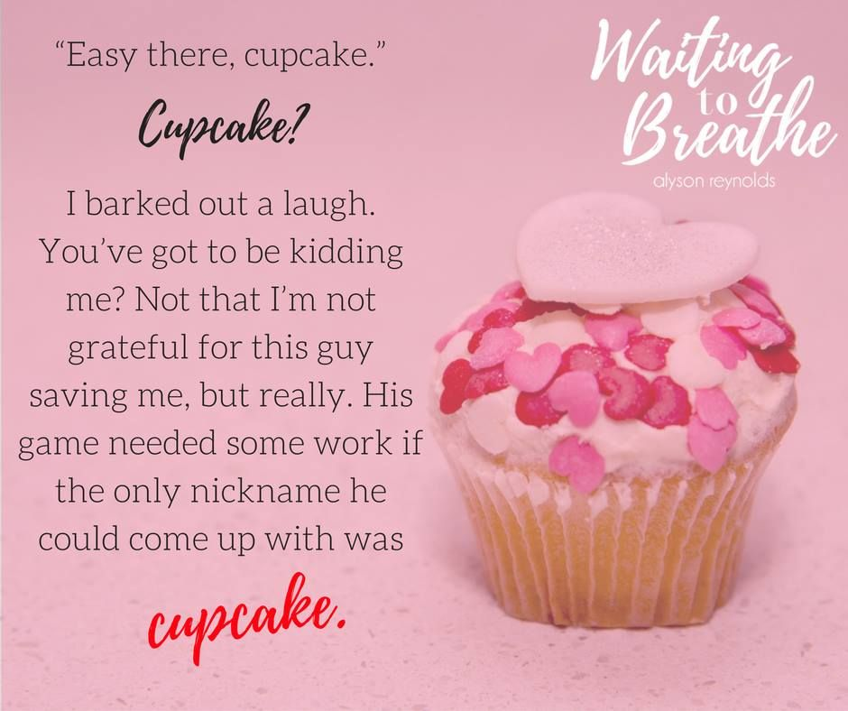 ~ ♥ ~ ♥ ~ ♥ ~ BOOK SPOTLIGHT ~ ♥ ~ ♥ ~ ♥ ~  Waiting to Breathe by Alyson Reynolds  BUY NOW: http://amzn.to/2p20qai Hosted by Itsy Bitsy Book Bits She's broken. He's lost. Olivia Crawford had been through the ringer. All she wants is to start over without any complications or anyone figuring out her secrets. When her twin brother Finn convinces her to move back home and finish her degree at his school, it's just the push she needs to start over. Nathaniel Ford is the golden boy of SCU. He…