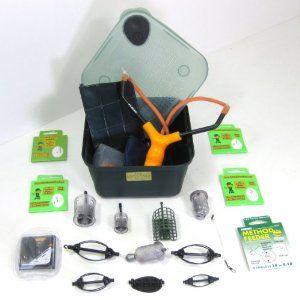 ftd middy carp assorted feeder ledgering fishing set. Black Bedroom Furniture Sets. Home Design Ideas