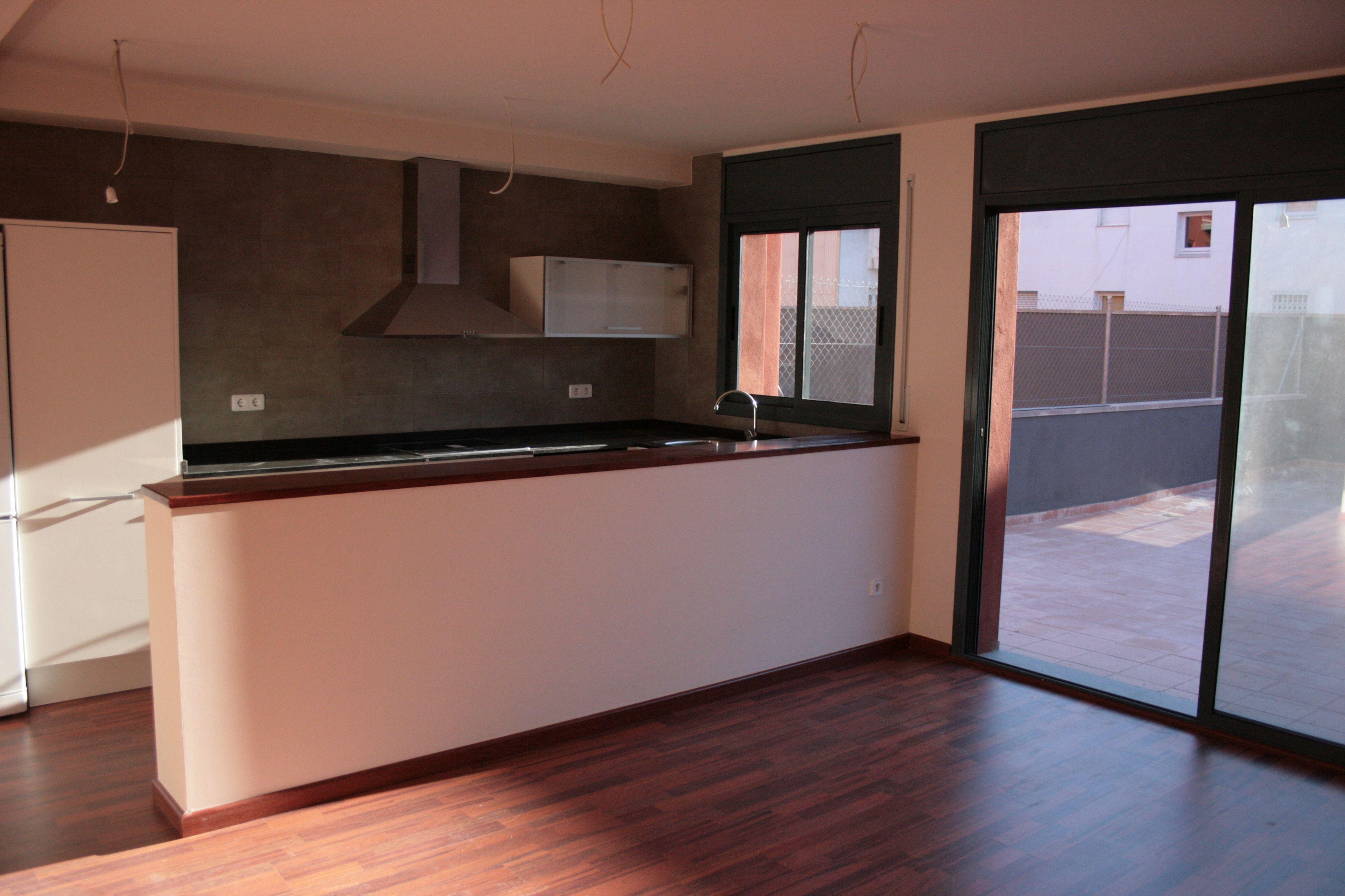 Decoracion Moderno Cocina Encimeras Puertas Vidrio Barras De  ~ Encimeras De Cristal Para Cocinas