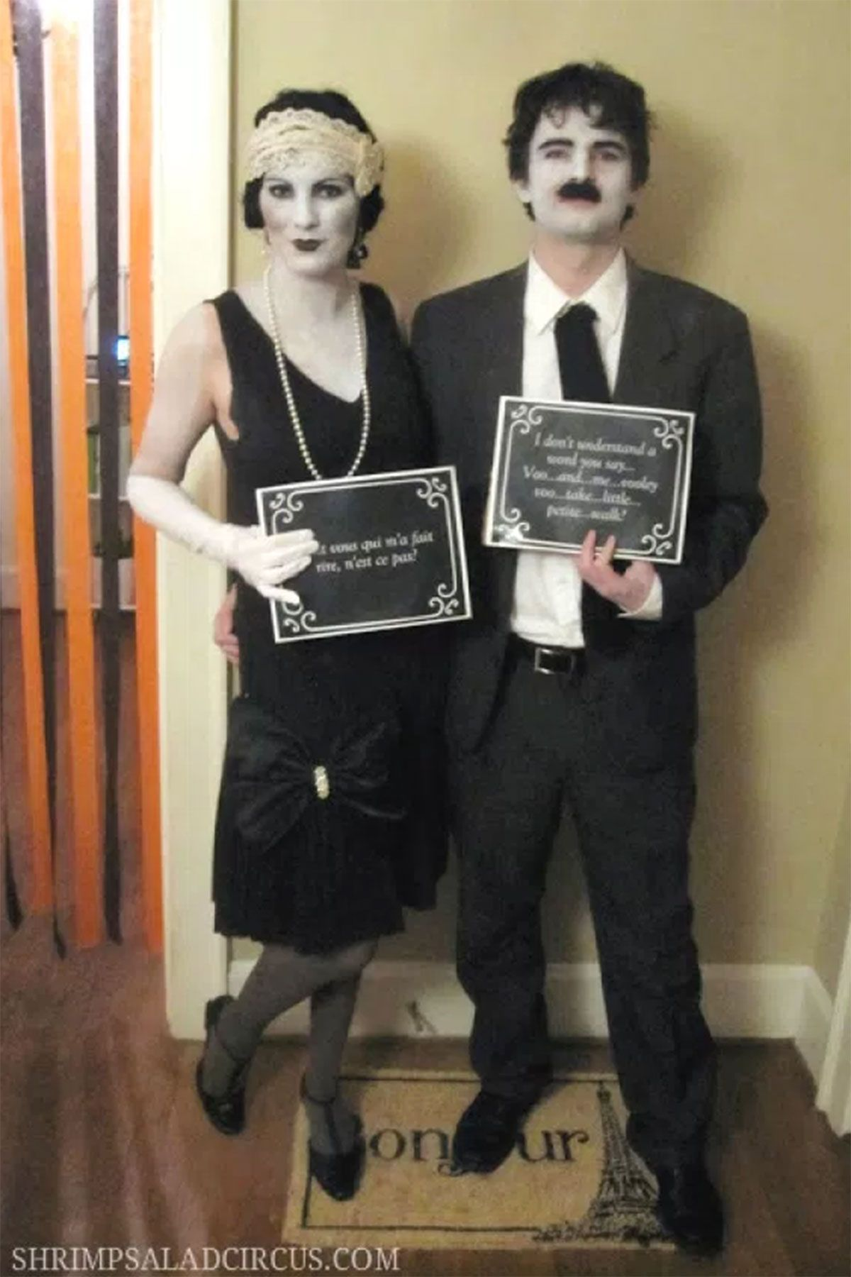 Sushi and Soy Sauce Couple's Costume | Diy couples ...