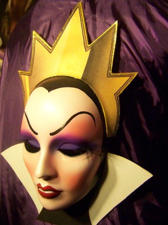 36b2aa15de6 Gorgeous Evil Queen Mask