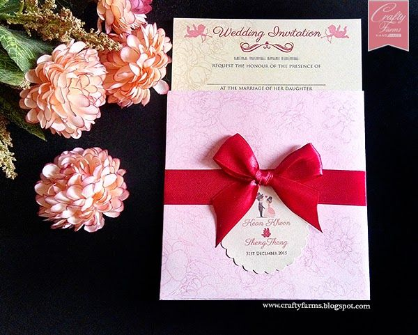 Chinese wedding card with pocket and ribbon mh hotel ipoh chinese wedding card with pocket and ribbon mh hotel ipoh stopboris Image collections