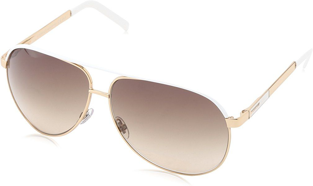 ec7bfb2d61 Amazon.com  Gucci 1827 S Aviator Sunglasses