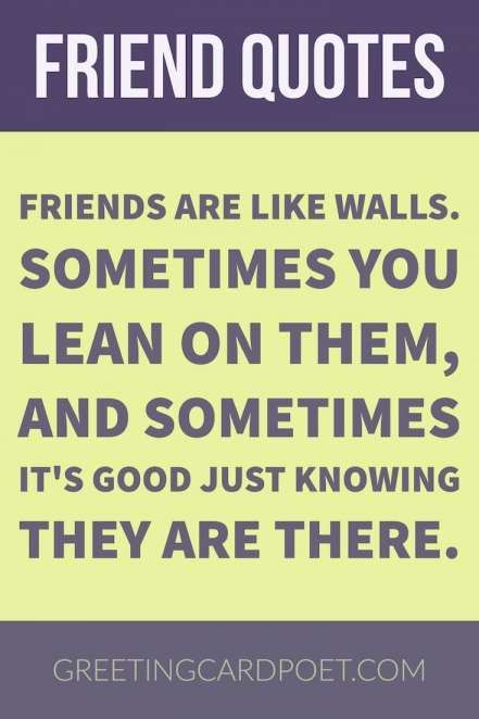 Pin on Friendship Quote
