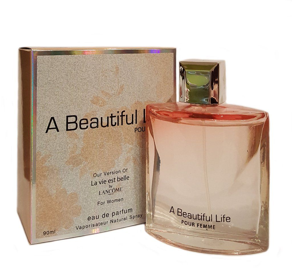 Free Shipping A Beautiful Life Perfume For Women Our