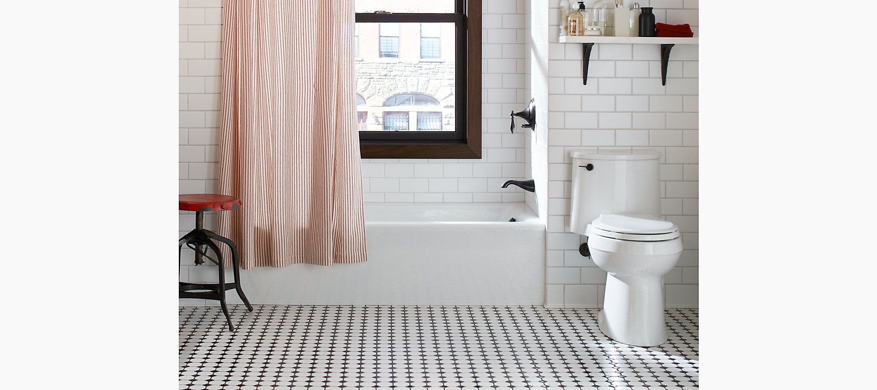 Bellwether 60 X 32 Alcove Bath With Integral A And Right Hand Drain K 876 Kohler