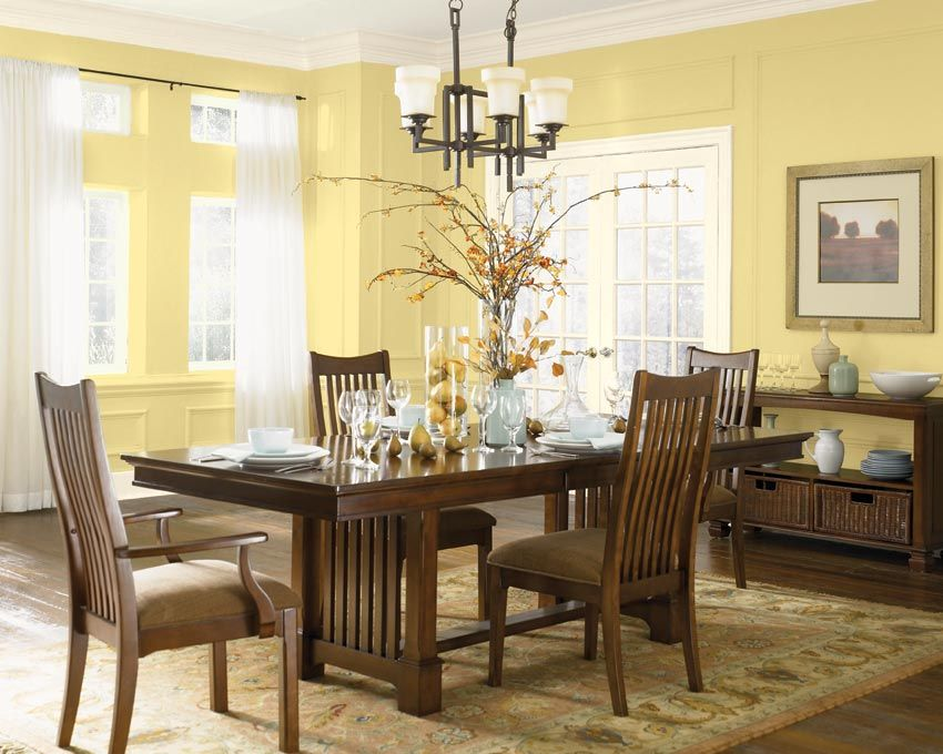 Beautiful Dining Room Paint Colors Clashing Modern And Classical Looks That Will Take You Back