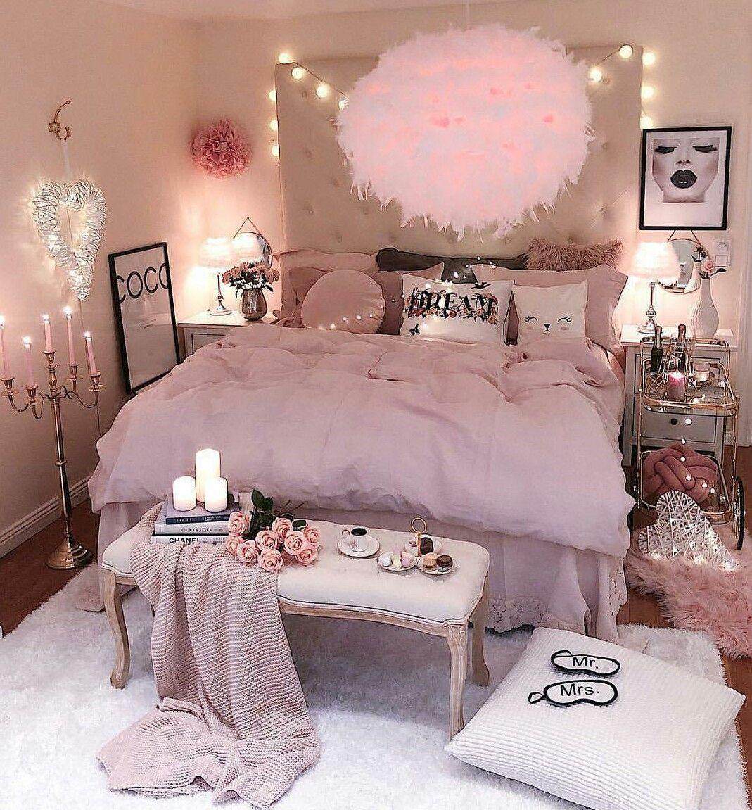 kae4evalol Pink  living room  decor Girl  bedroom  designs