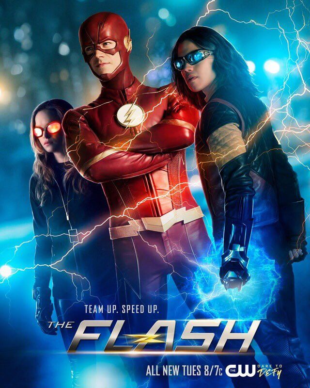 Cw Theflash The Flash Poster Flash Superhero Flash Wallpaper