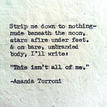 25 Amanda Torroni Poems From Instagram That Will Make You Re Look At