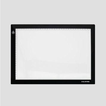 Huion L4s Reglable Led Table Lumineuse Tactile Graphique Dessin