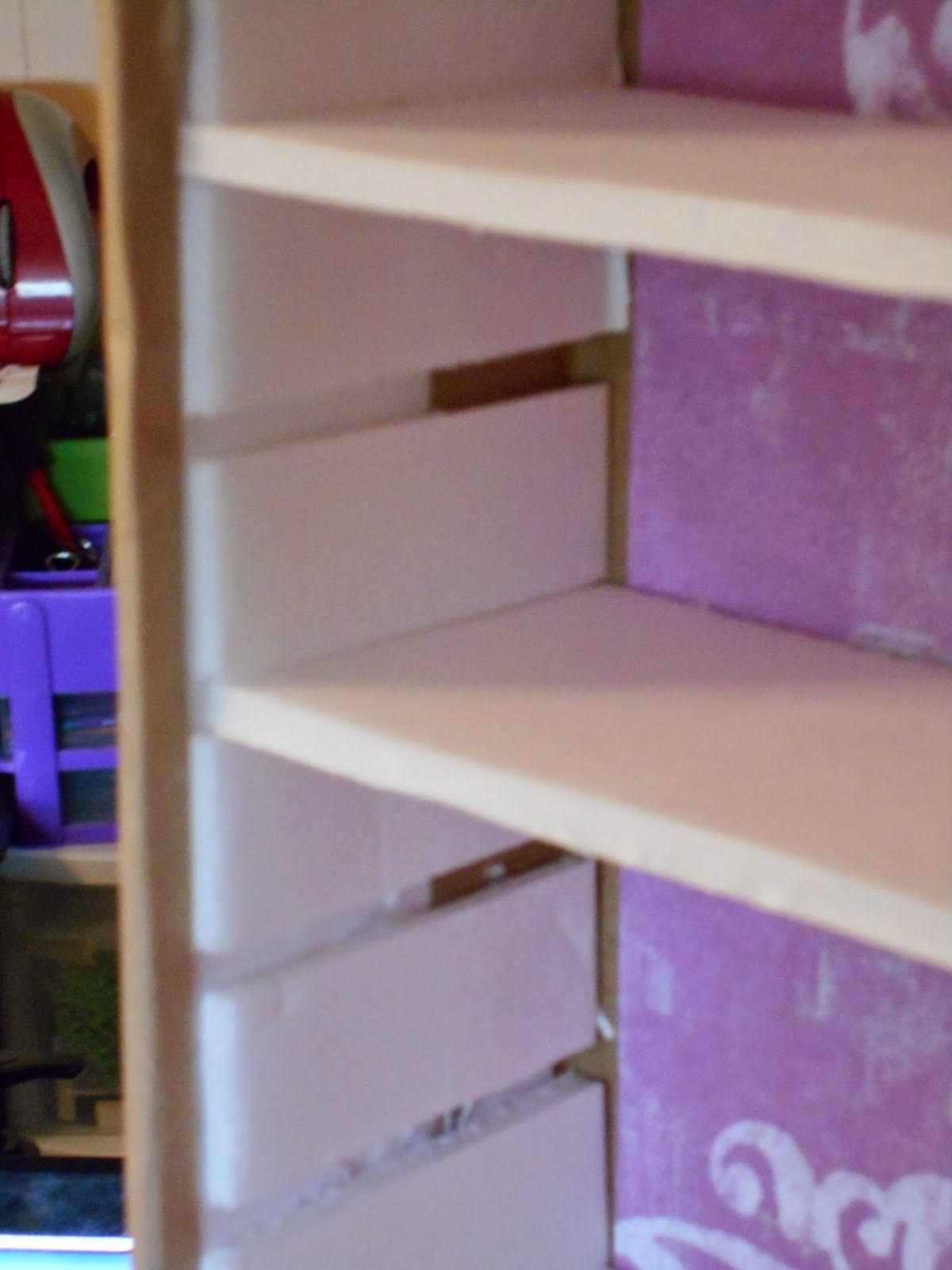 S S Crafter: Storage Unit Tutorial - Part 1