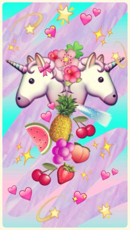 Wallpaper And Unicorn Image Unicorn Wallpaper Cute Funny Phone Wallpaper Cute Emoji Wallpaper