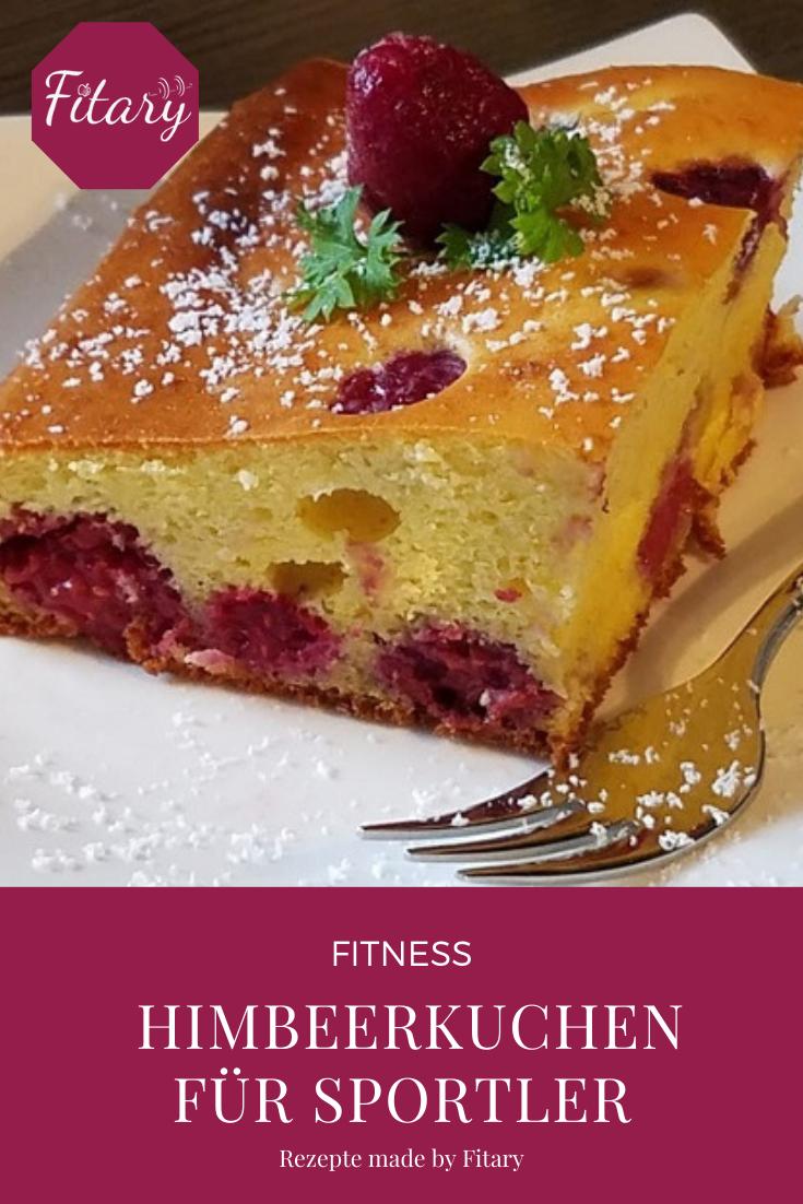 Du suchst einen Kuchen, der deine Speicher auffüllt, schmeckt und dir auch noch genug Eiweiß liefert...