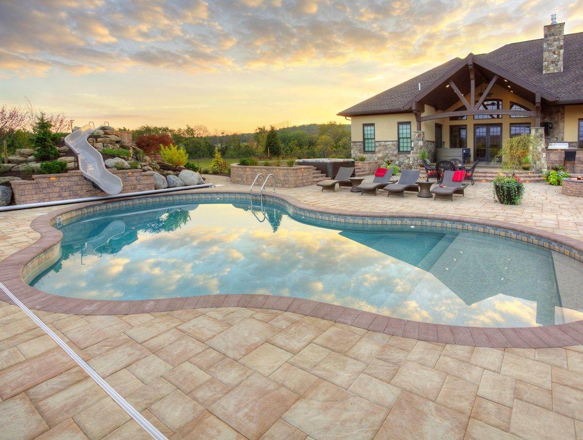 Design Ideas Perfect Patios Pool Decks Patio Custom