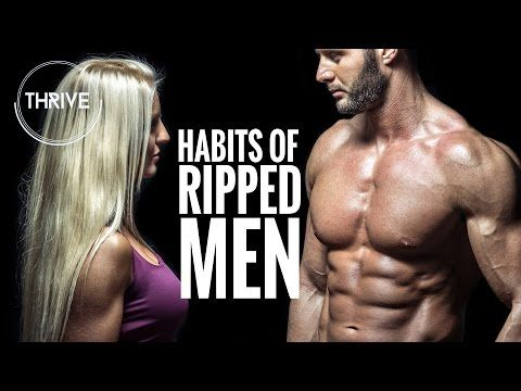 How To Get RIPPED and STAY RIPPED | Thrive - YouTube