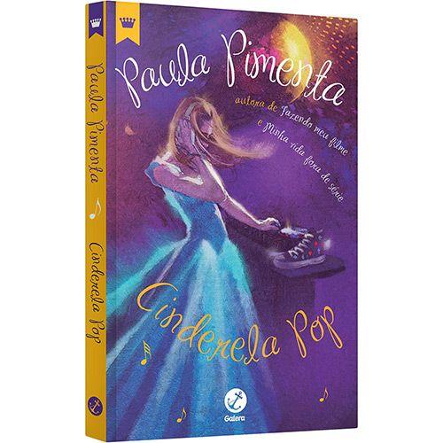 Livro Cinderela Pop Fazendo Meu Filme Livros Infanto Juvenil