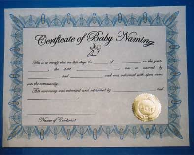 Naming Day Certificates Big Fat Pregnancy Pinterest Certificate - naming certificates free templates
