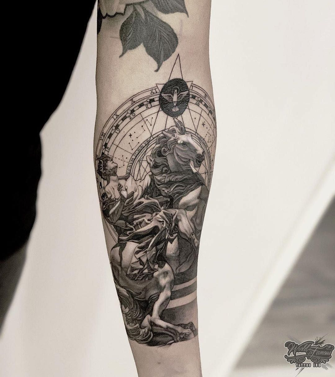 3116 likes 9 comments world famous tattoo ink