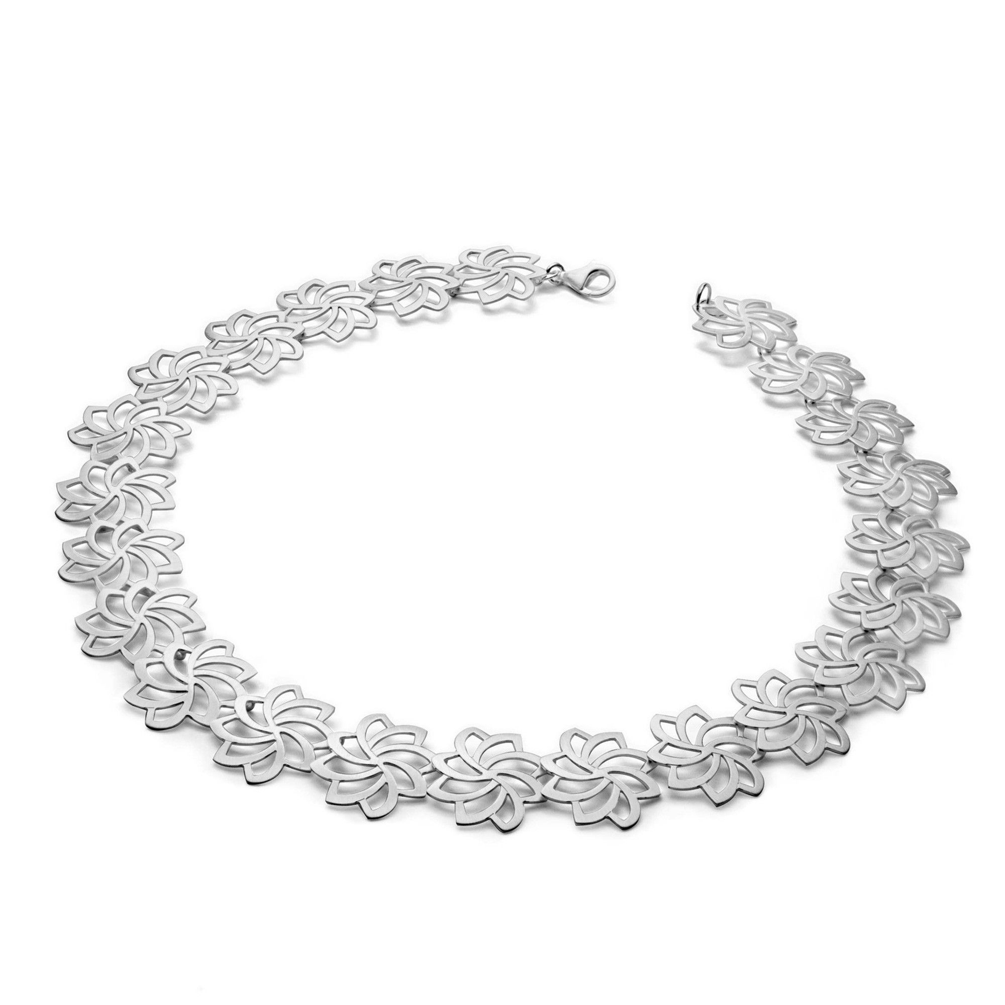 Kelim jewelry design lotus flower necklace lotus flower lotus kelim jewelry design lotus flower necklace izmirmasajfo Images