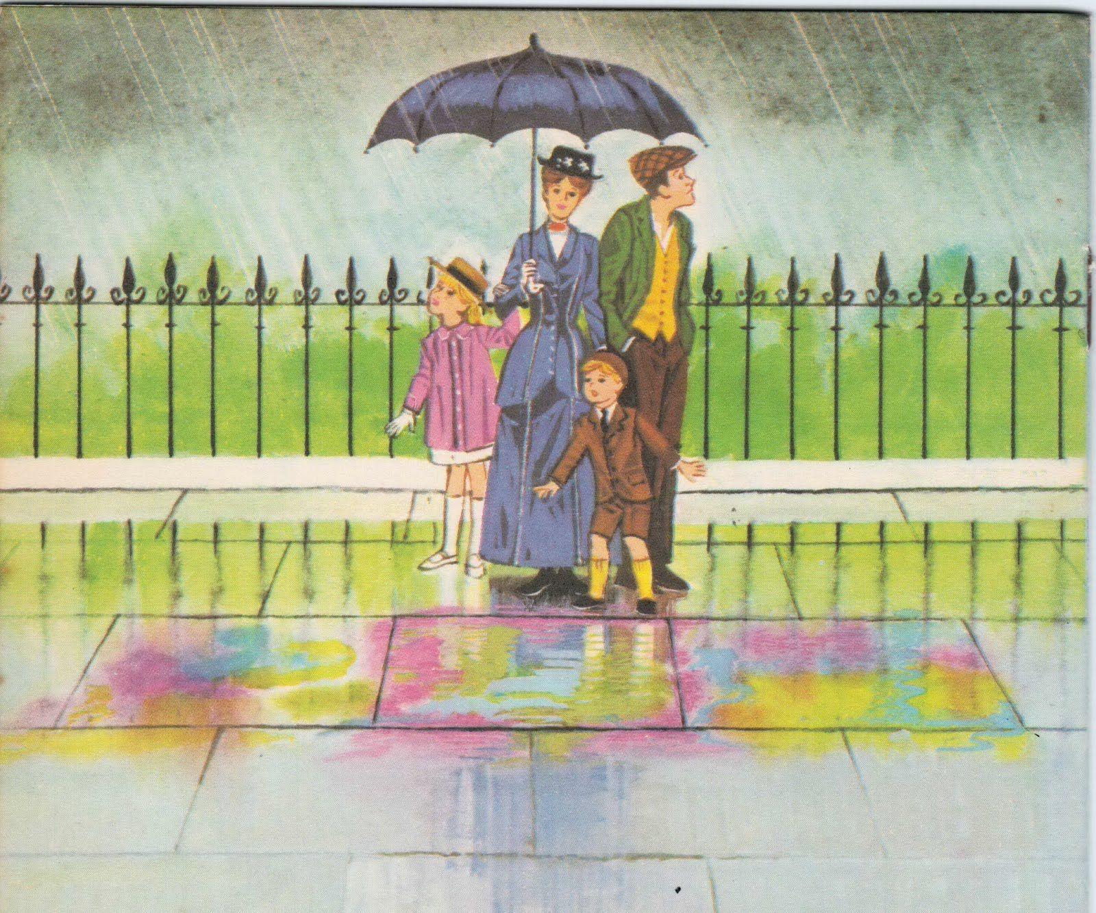 Mary Poppins Dibujos Para Colorear: Mary Poppins, Libros De