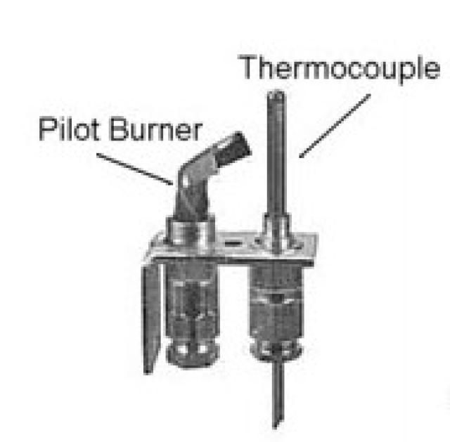 A Tutorial on Lighting a Gas Furnace Standing Pilot | For ...