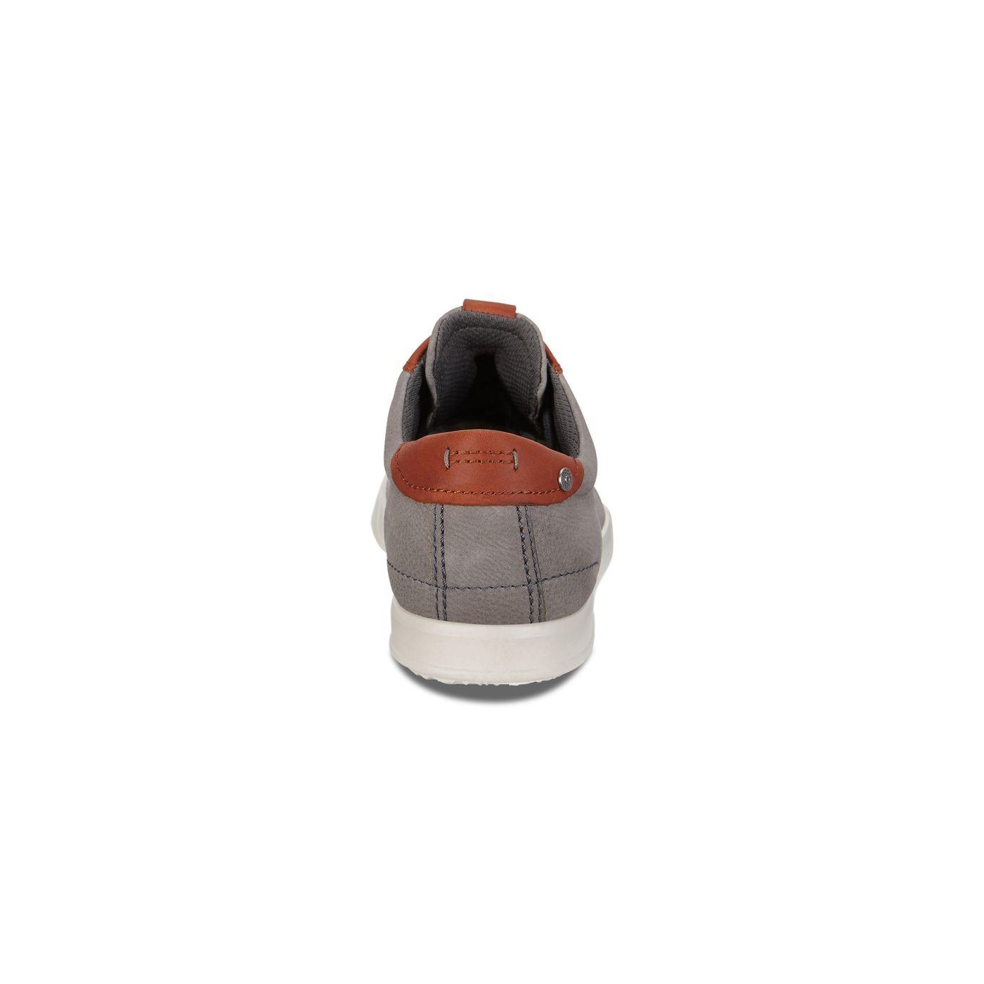 b32c1f86ca ECCO Collin 2.0 Men's Nubuck Leather Sneakers | ECCO® Shoes in 2019 ...