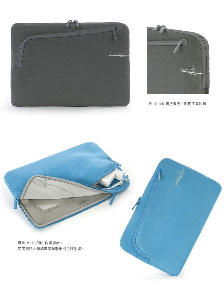 Tucano Macbook Pro 13吋microfiber W Me 雙層內袋 深灰色 Bfwm Mb13 G Pchome線上購物 24h 購物nt 1 097 Zip Around Wallet Bags Wallet